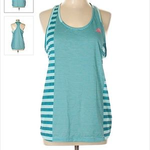 Adidas Active Tank Teal Large